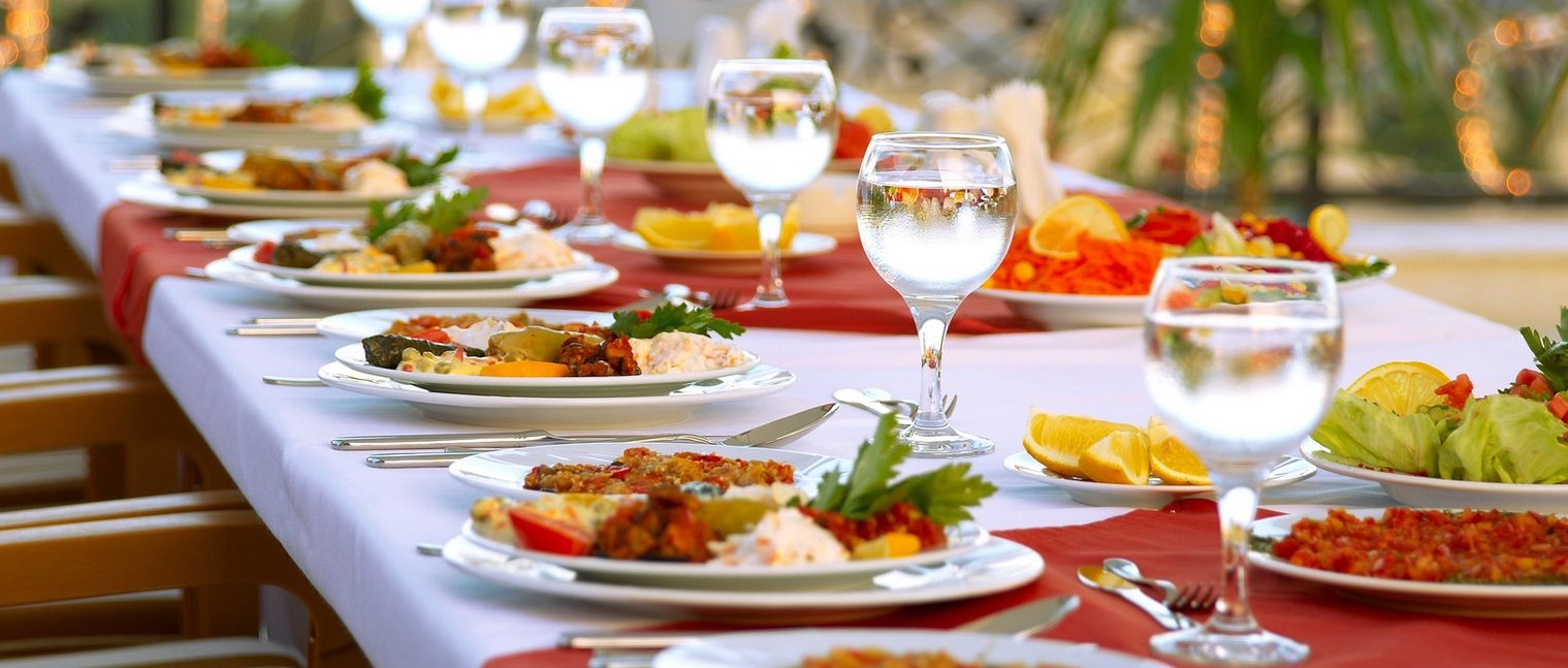 Fort Inexperienced A Majestic Wedding ceremony Venue Calls for Lavish Catering