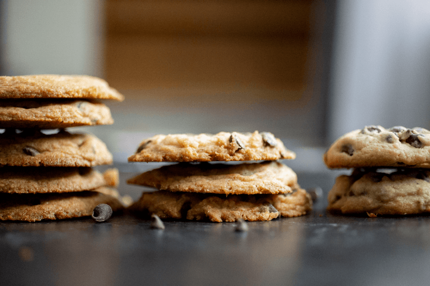 Usual Types of Cookies