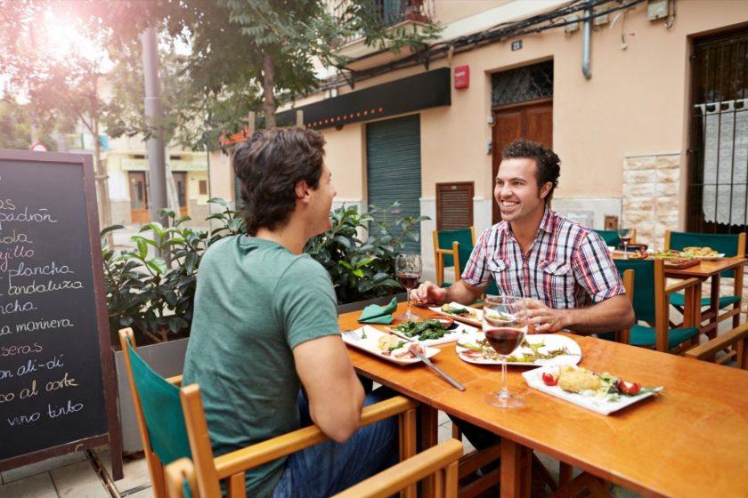 Visiting Good Restaurants In California