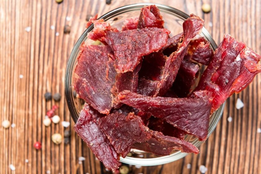 Some of the differences between beef jerky and Biltong